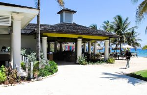 "Where it all began - the ""Authentic Jamaican Restaurant"" at the Hyatt Zilara Montego Bay"