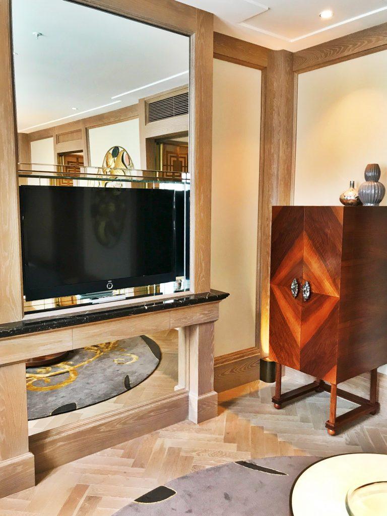 Park Hyatt Vienna Sitting Room