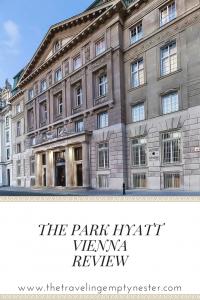 The Park Hyatt Vienna Review
