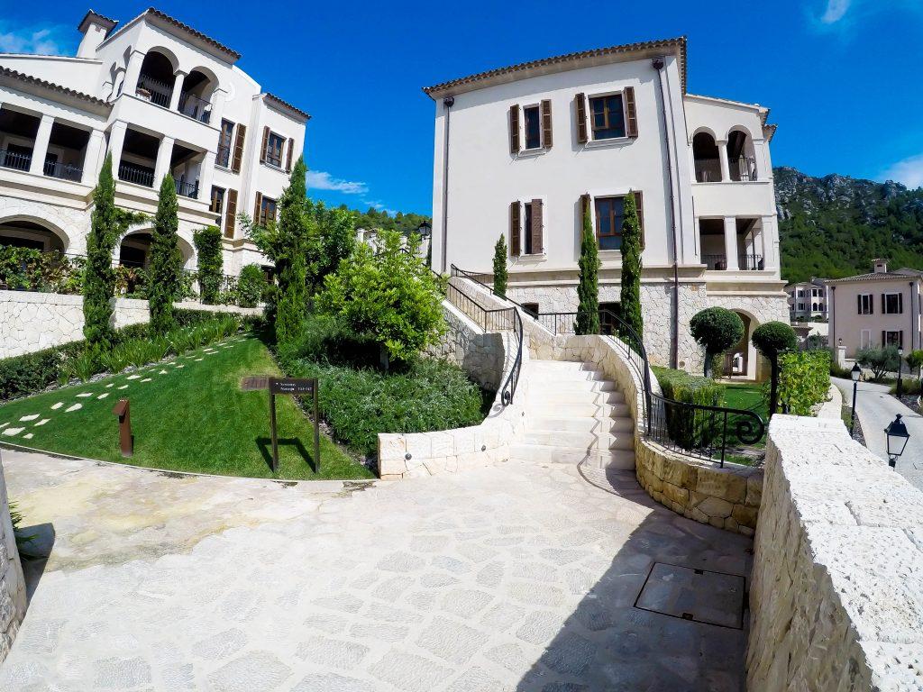 Park Hyatt Mallorca Stairway