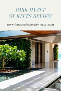 My Park Hyatt St Kitts Review