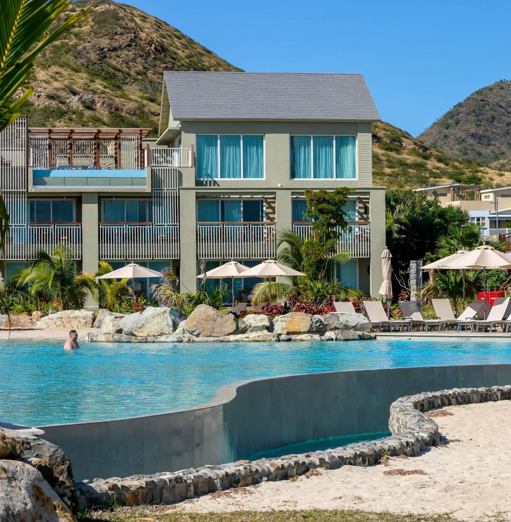 Park Hyatt St Kitts Family Pool