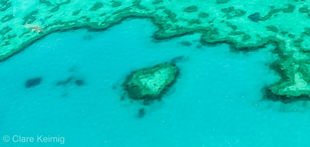 Great Barrier Reef Heart Reef